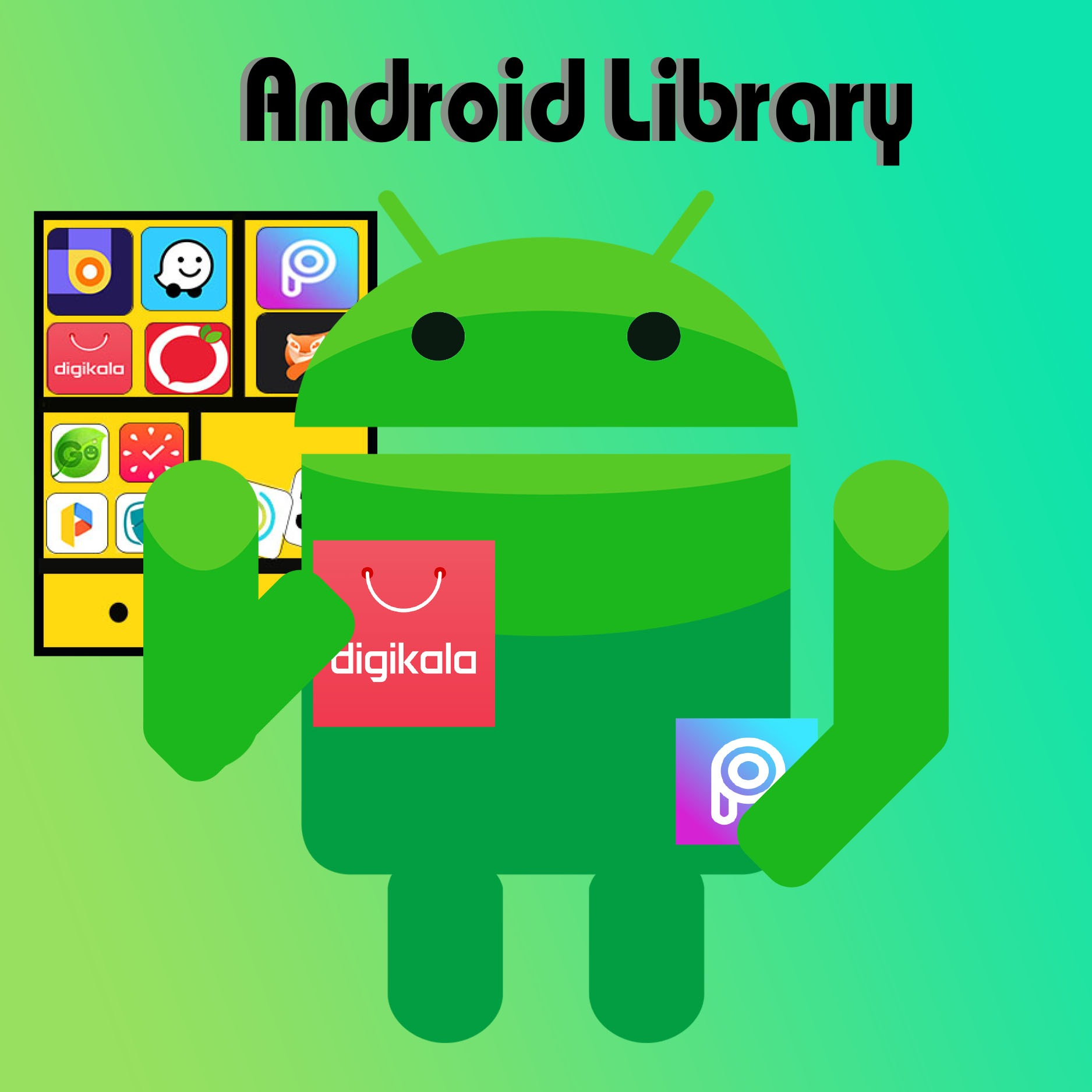 Android-Library1